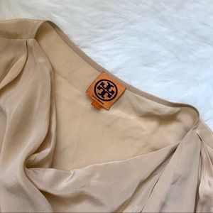 Sold TORY BURCH beige blouse